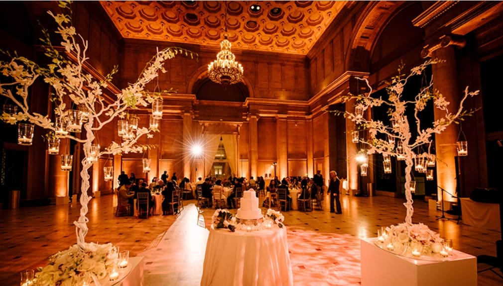 Asian Art Museum Wedding Venues In California