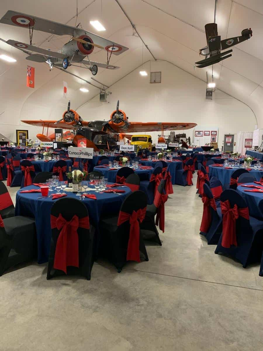 Aviation Museum Wedding Venues in Alaska