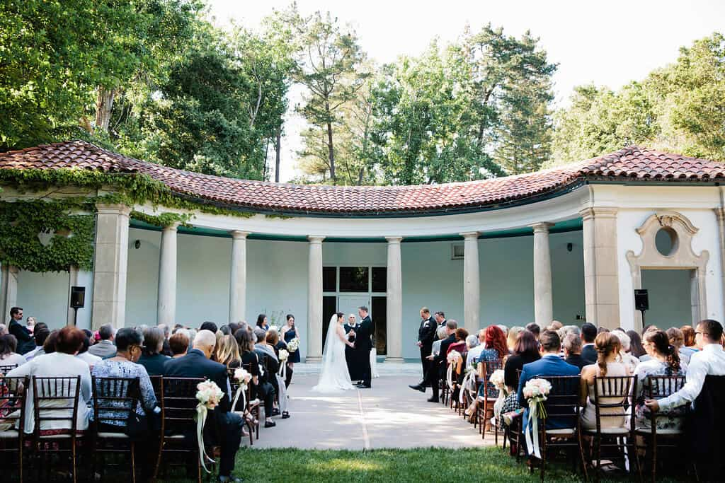 Hacienda de las Flores Wedding Venues In California