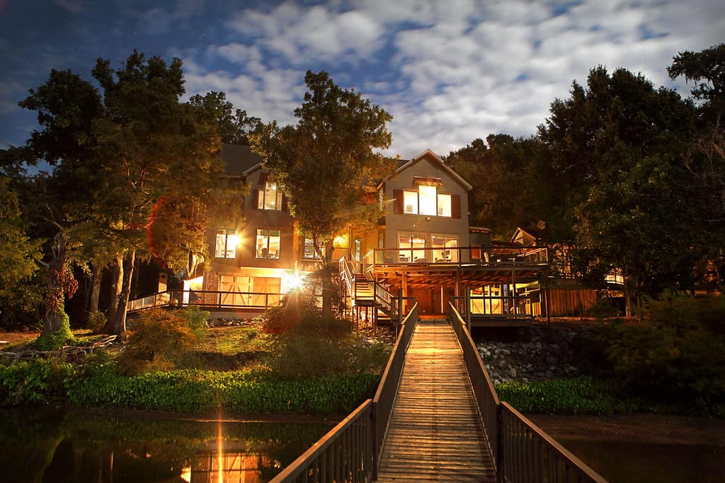 Honey Brake Lodge Wedding Venues In Arkansas 2