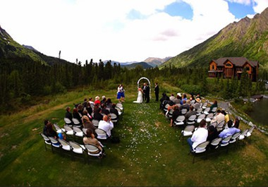 Inn at Tern Lake Wedding Venues in Alaska