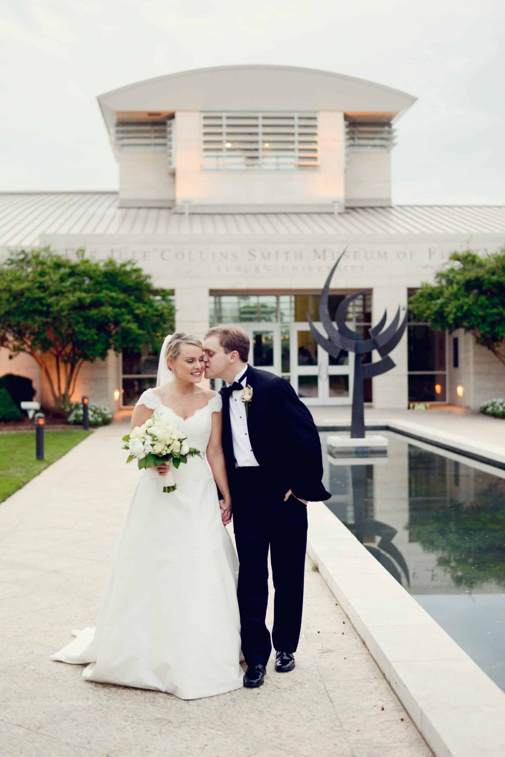 Jule Collins Smith Museum of Fine Art Wedding Venues in Alabama