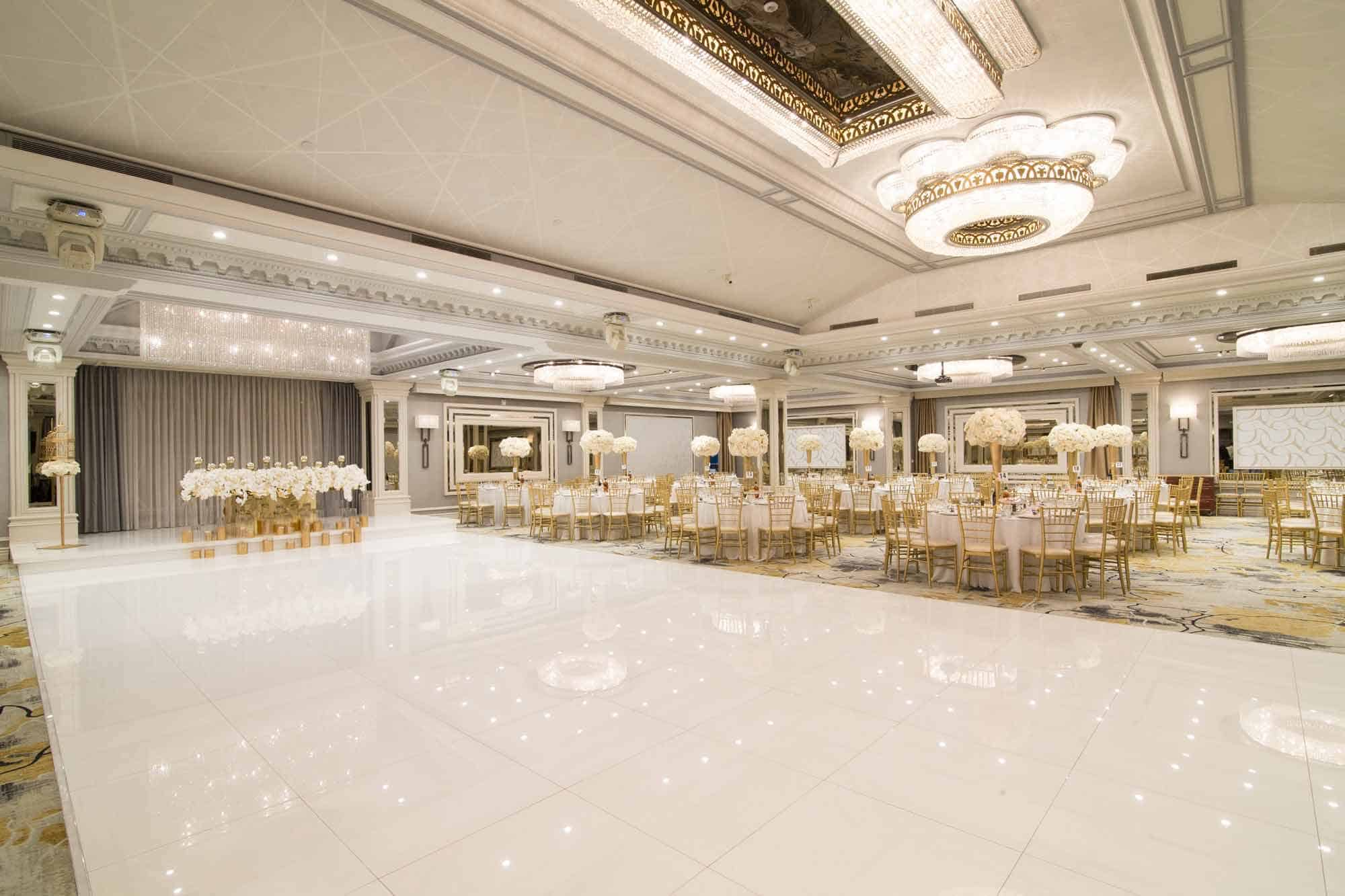 LA Banquets – Legacy Ballroom Wedding Venues In California