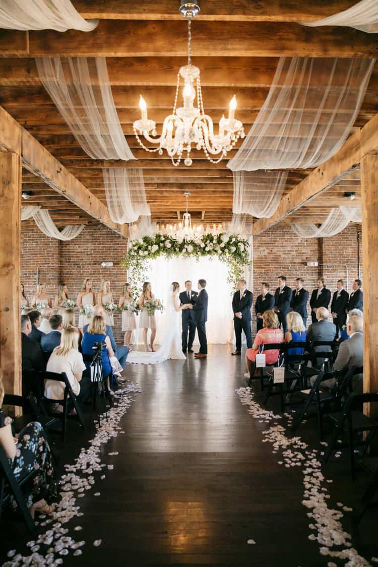 Loft 123 Wedding Venues In Arkansas