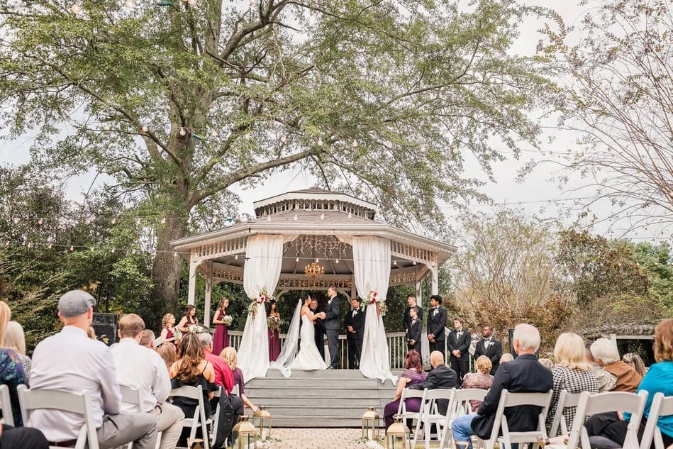 Mathews Manor Wedding Venues in Alabama