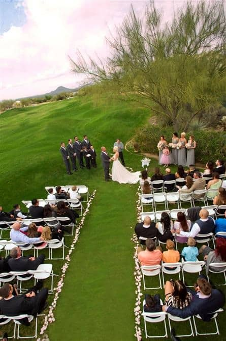 Red Mountain Ranch Country Club Wedding Venues in Alabama