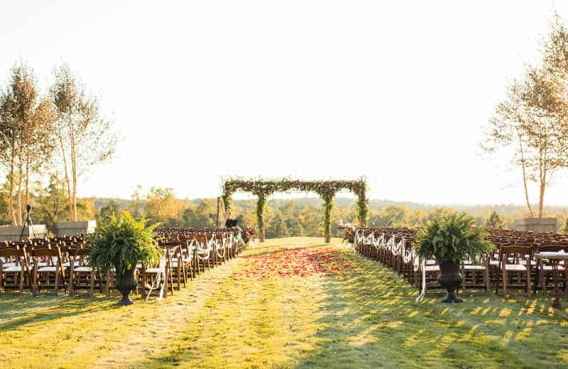 Russell Lands On Lake Martin Wedding Venues in Alabama