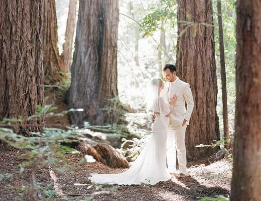 Santa Lucia Mountain Preserve Wedding Venues In California