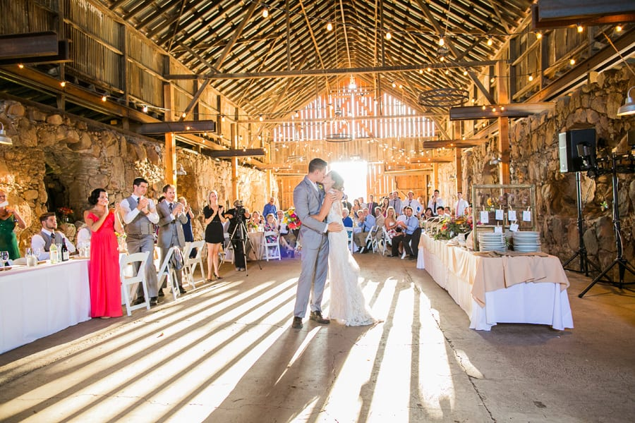 Santa Margarita Ranch Wedding Venues In California