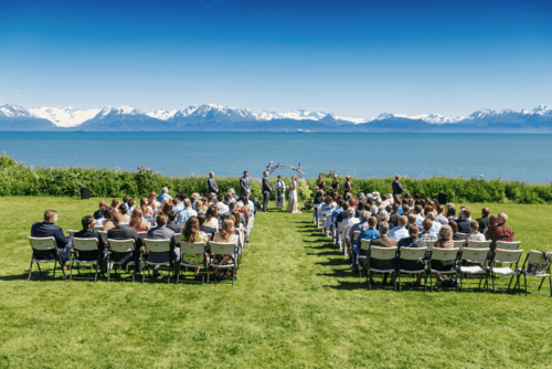 Second Star Mansion Wedding Venues in Alaska