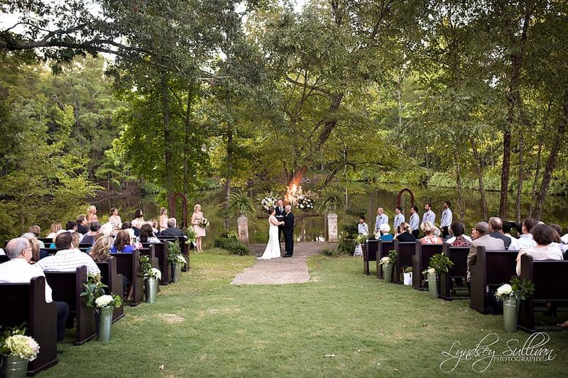 Southern Elegance Wedding Venues In Arkansas