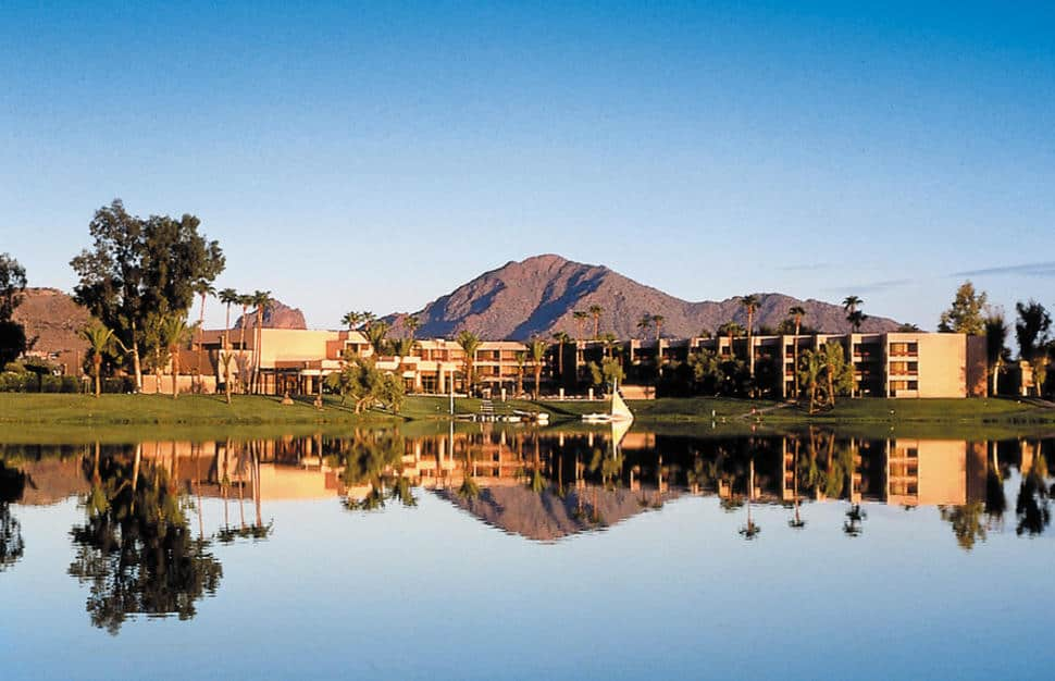 The McCormick Scottsdale Wedding Venues in Arizona