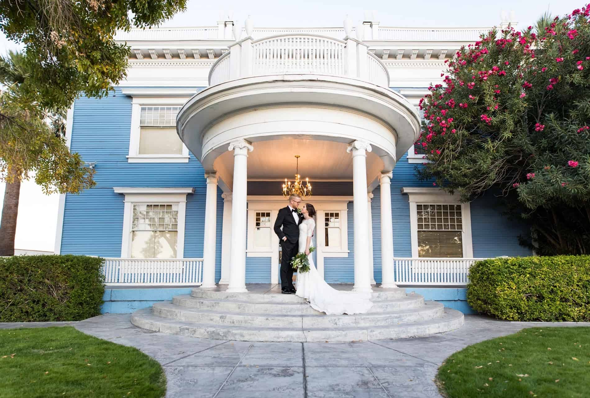 The Z Mansion Wedding Venues in Arizona