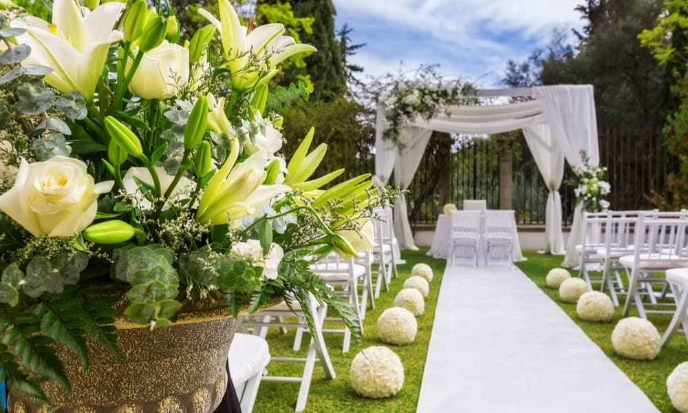 Top 10 Best Wedding Venues in Arizona