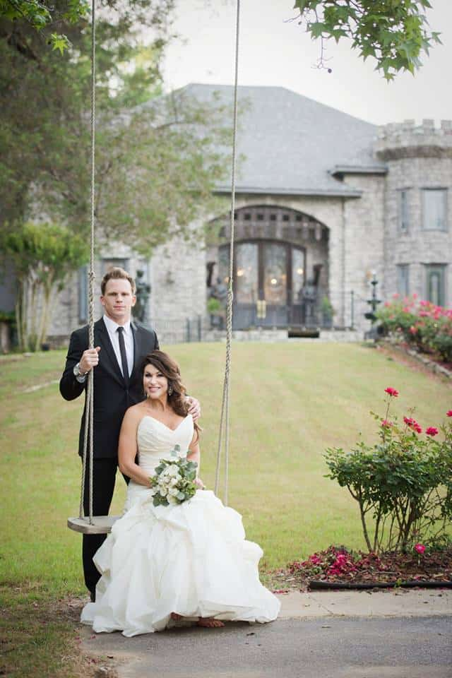 the sterling castle Wedding Venues in Alabama