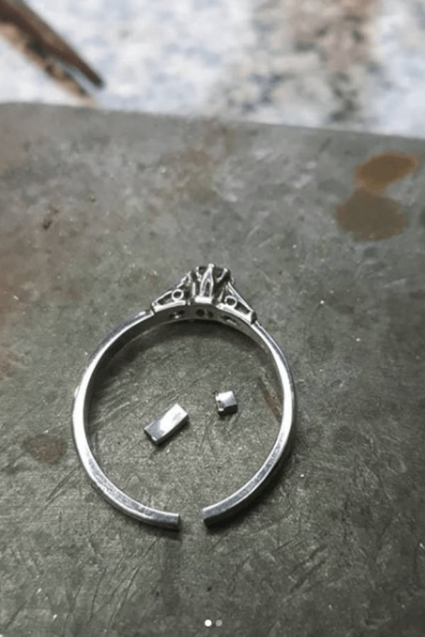 Can a ring be made larger or smaller