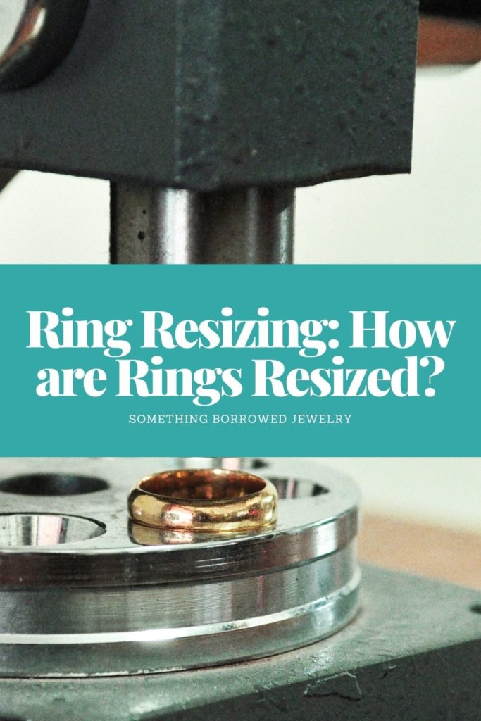 Ring Resizing How are Rings Resized 1