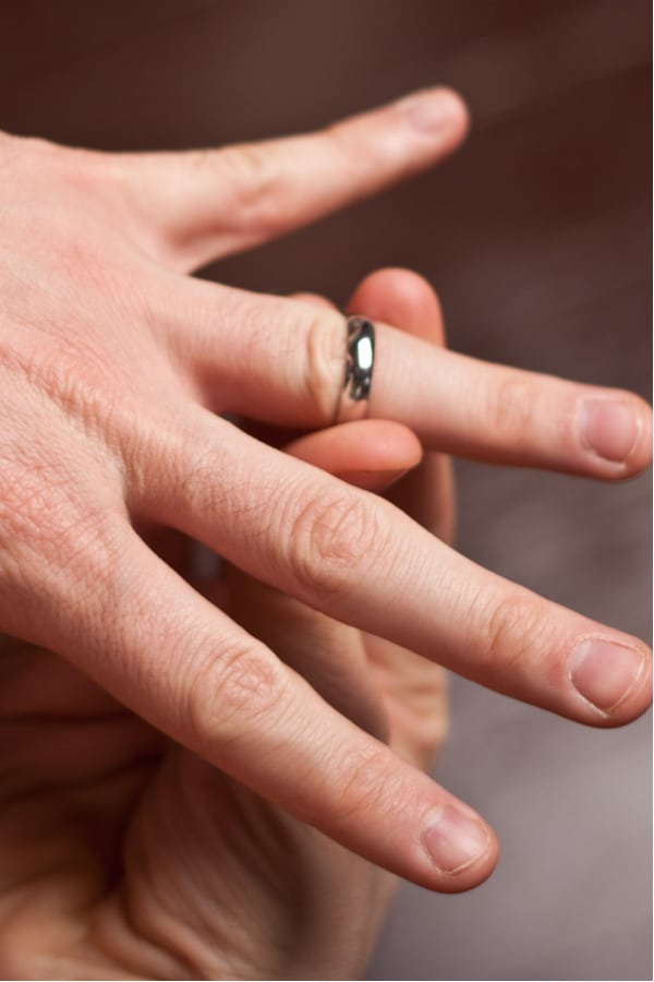 When should a ring be resized 1