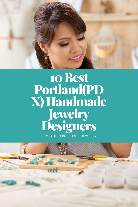 10 Best Portland(PDX) Handmade Jewelry Designers pin 2