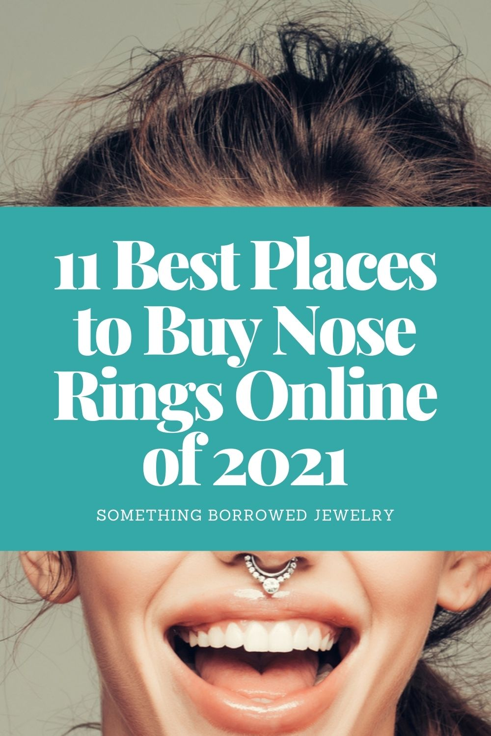 11 Best Places to Buy Nose Rings Online of 2021 pin