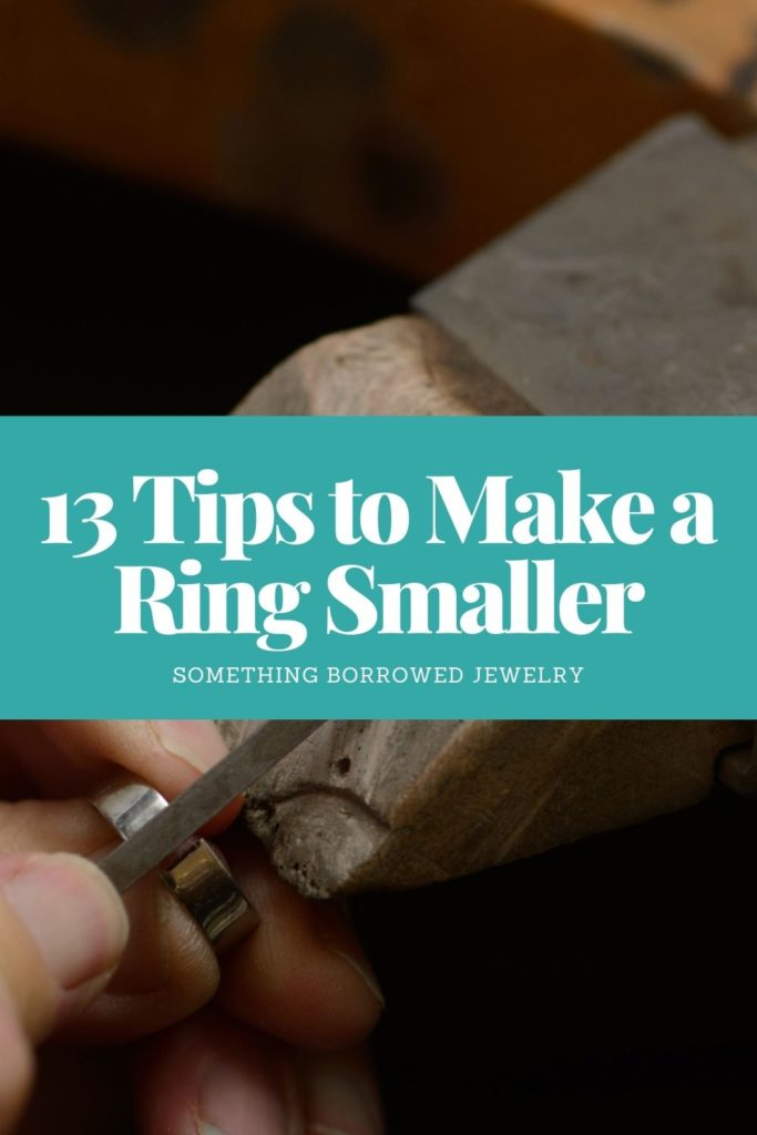 13 Tips to Make a Ring Smaller 2