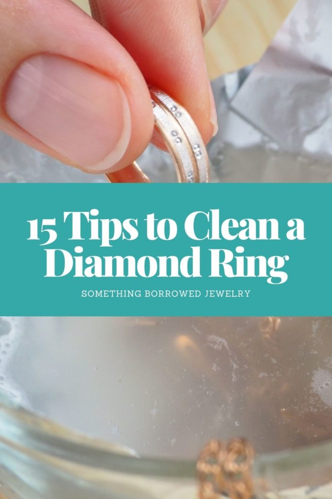 15 Tips to Clean a Diamond Ring 1