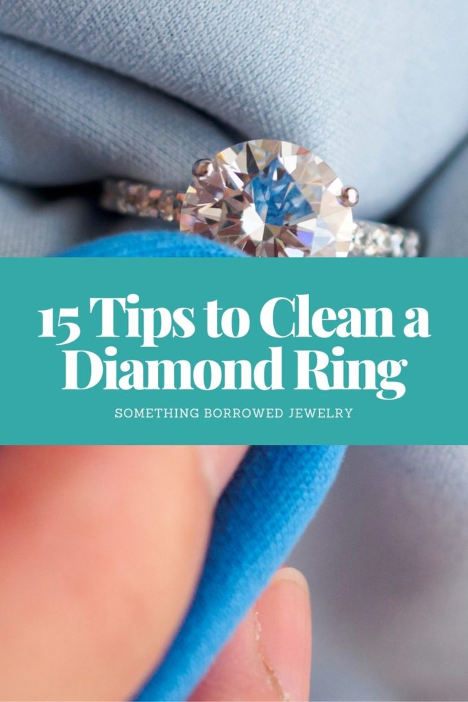 15 Tips to Clean a Diamond Ring 2