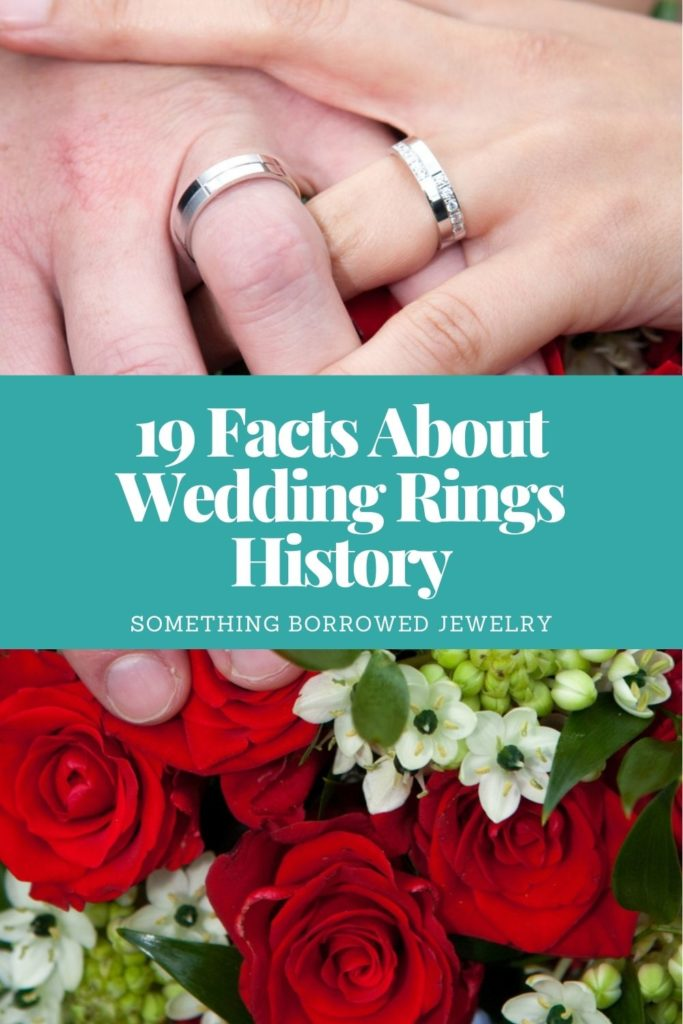 19 Facts About Wedding Rings History 1