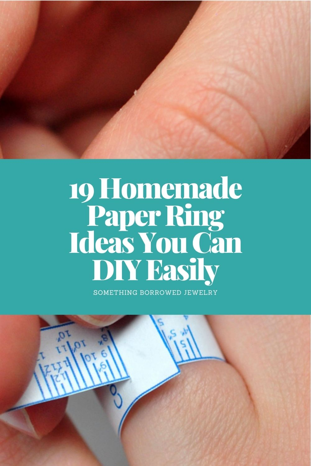 19 Homemade Paper Ring Ideas You Can DIY Easily pin