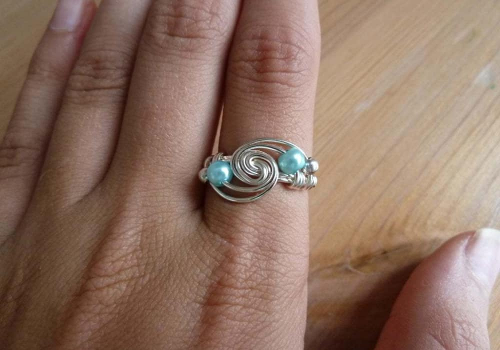 21 Homemade Wire Ring Ideas You Can DIY Easily