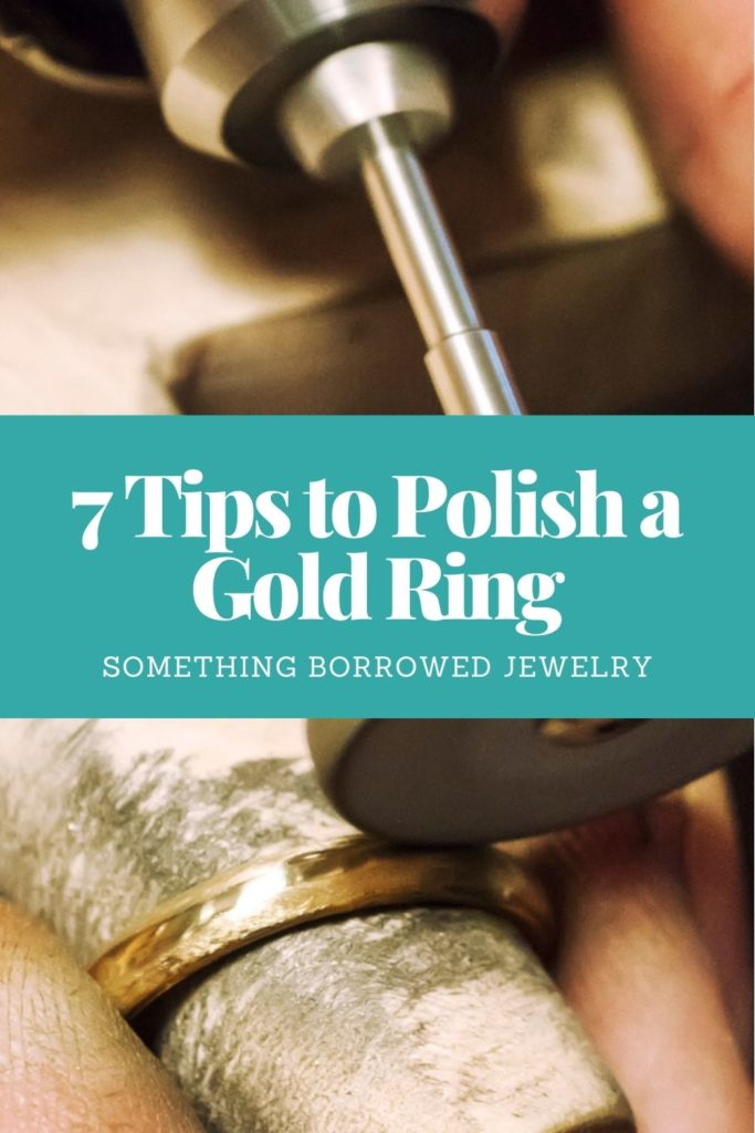 7 Tips to Polish a Gold Ring 1