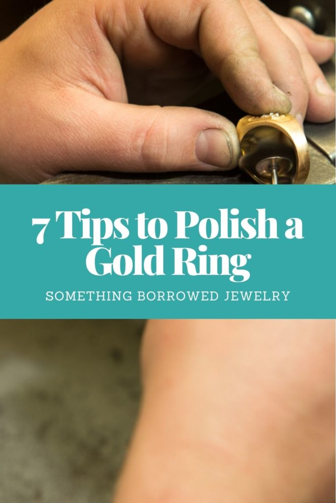 7 Tips to Polish a Gold Ring 2