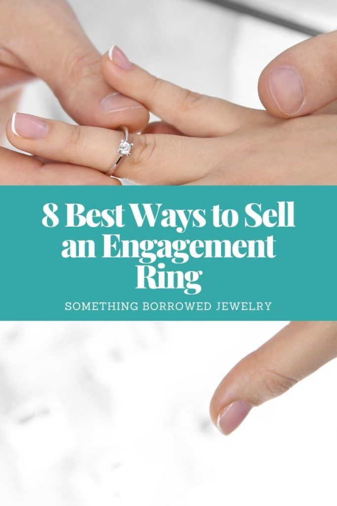 8 Best Ways to Sell an Engagement Ring 2
