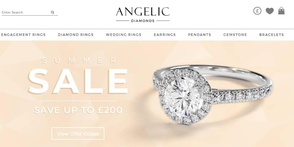 Angelic Diamonds