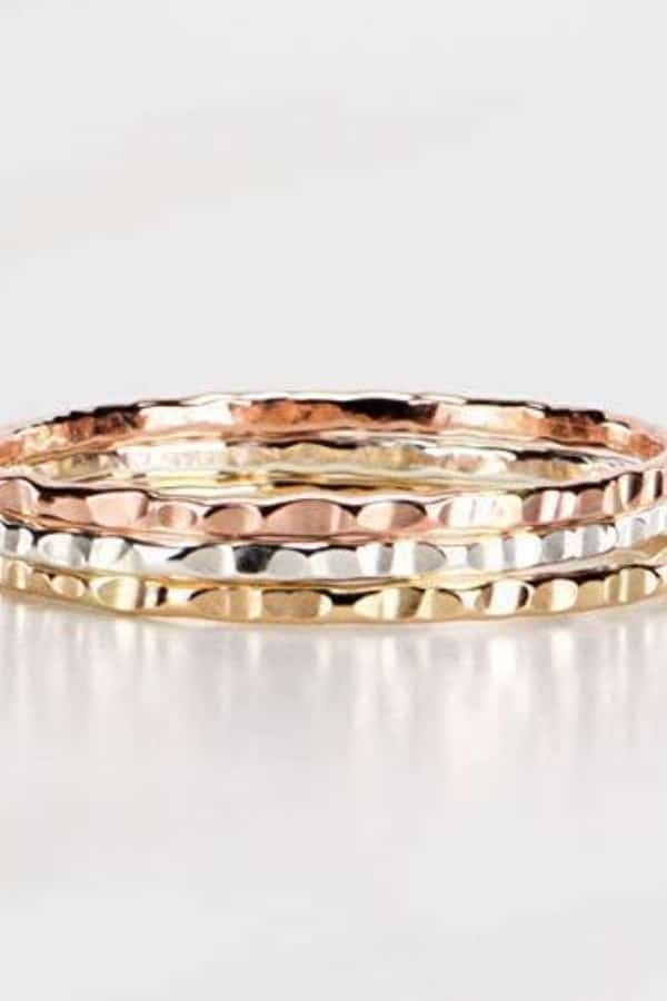 Color & Metal Stacking