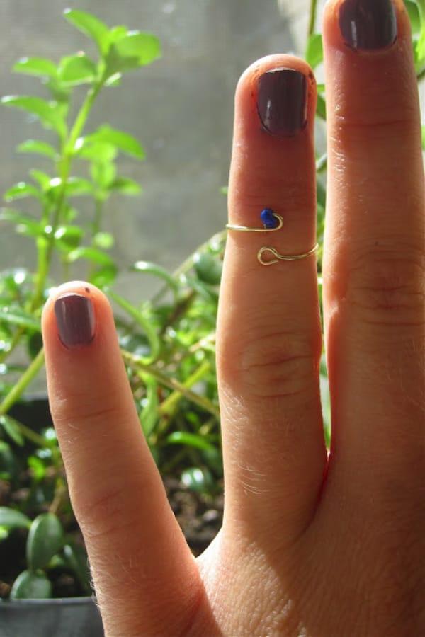 DIY Midi Ring
