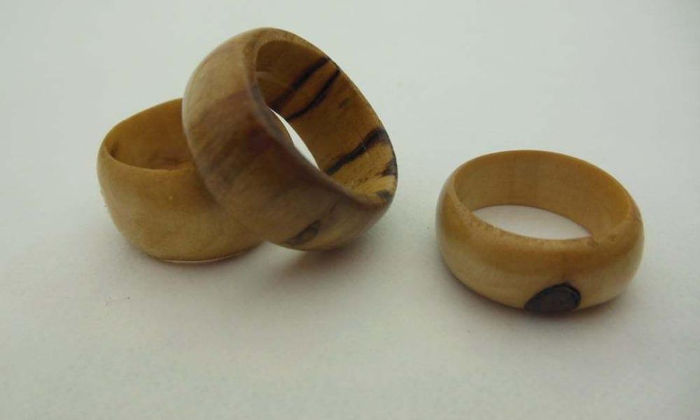 DIY Wooden Ring
