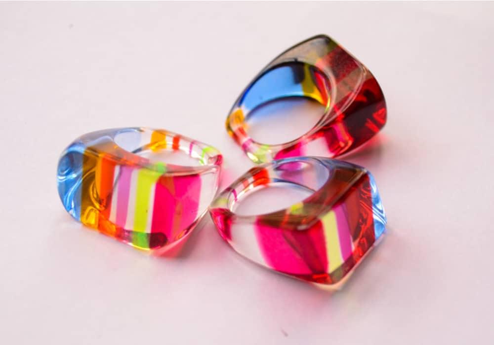 Homemade Resin Ring