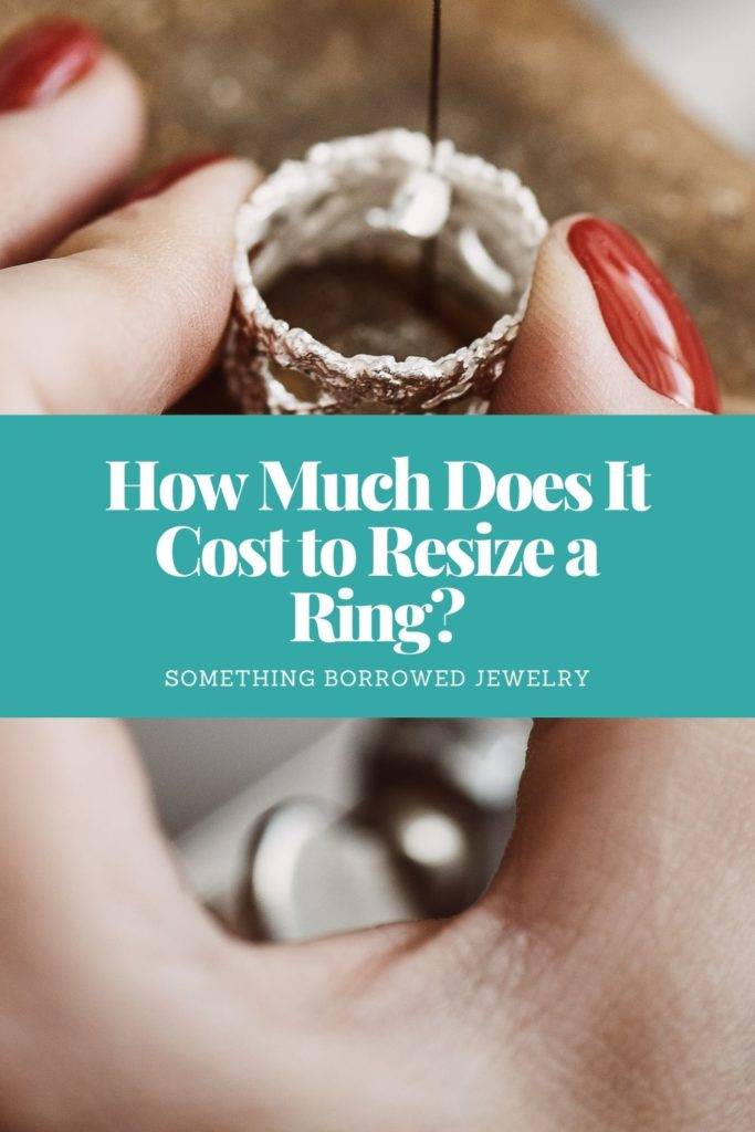 How Much Does It Cost to Resize a Ring 1