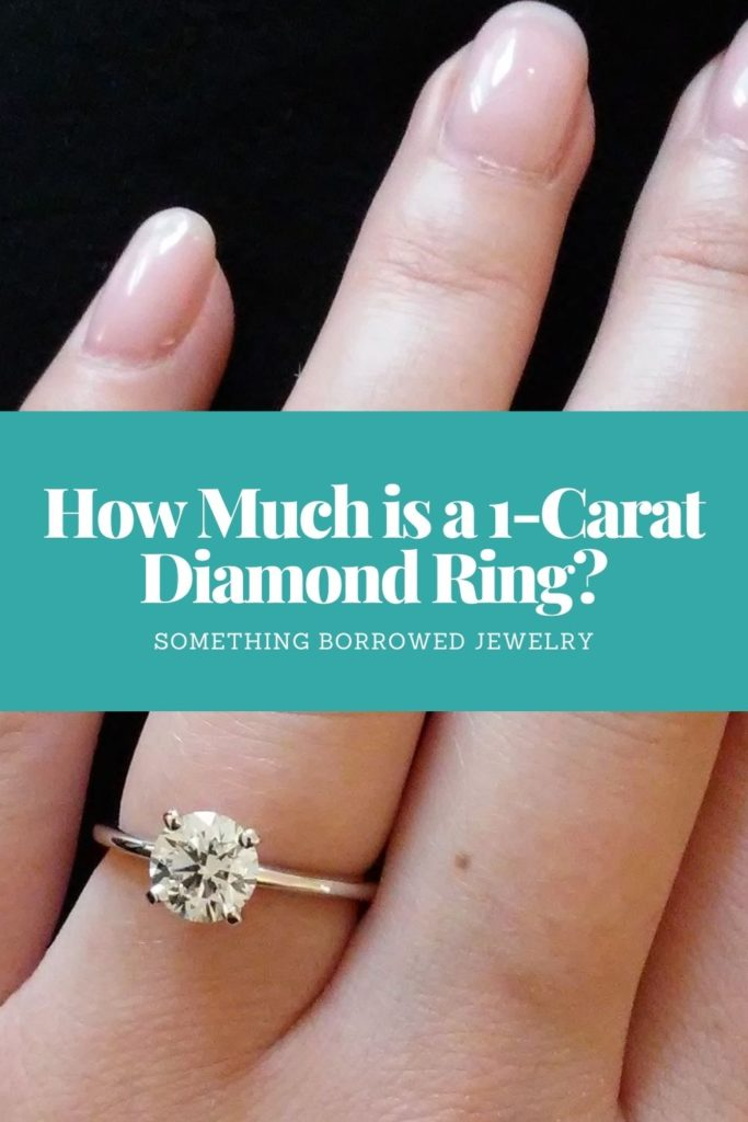 How Much is a 1-Carat Diamond Ring (Tricks to Pay Less) 1