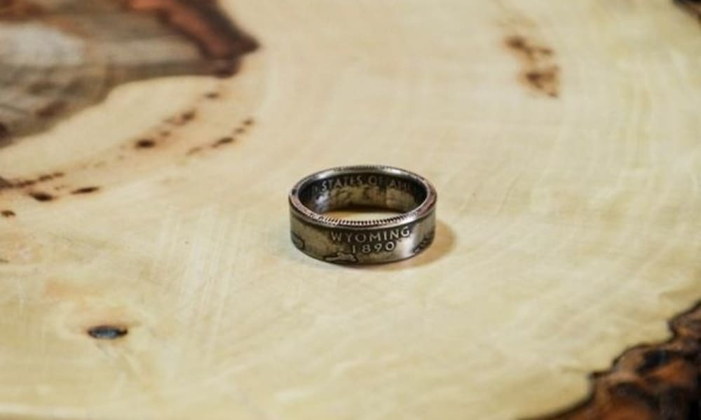 How to Make a Ring from a Quarter