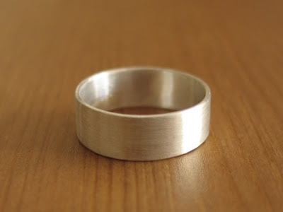 How to Make a Simple Sterling Silver Ring