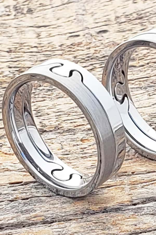 Linking Rings Aren't New