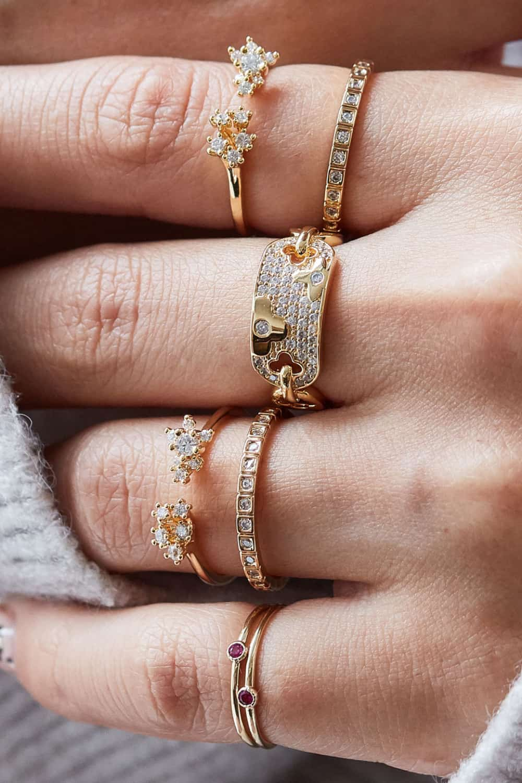 Midi Ring Metals