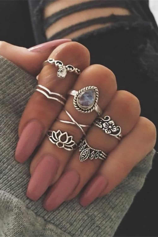 Midi Ring Size