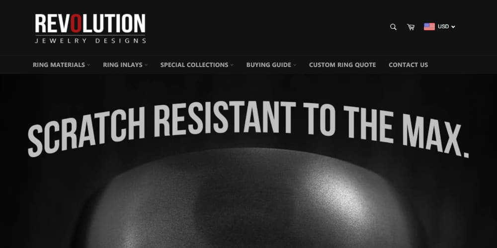 Revolution Jewelry Designs