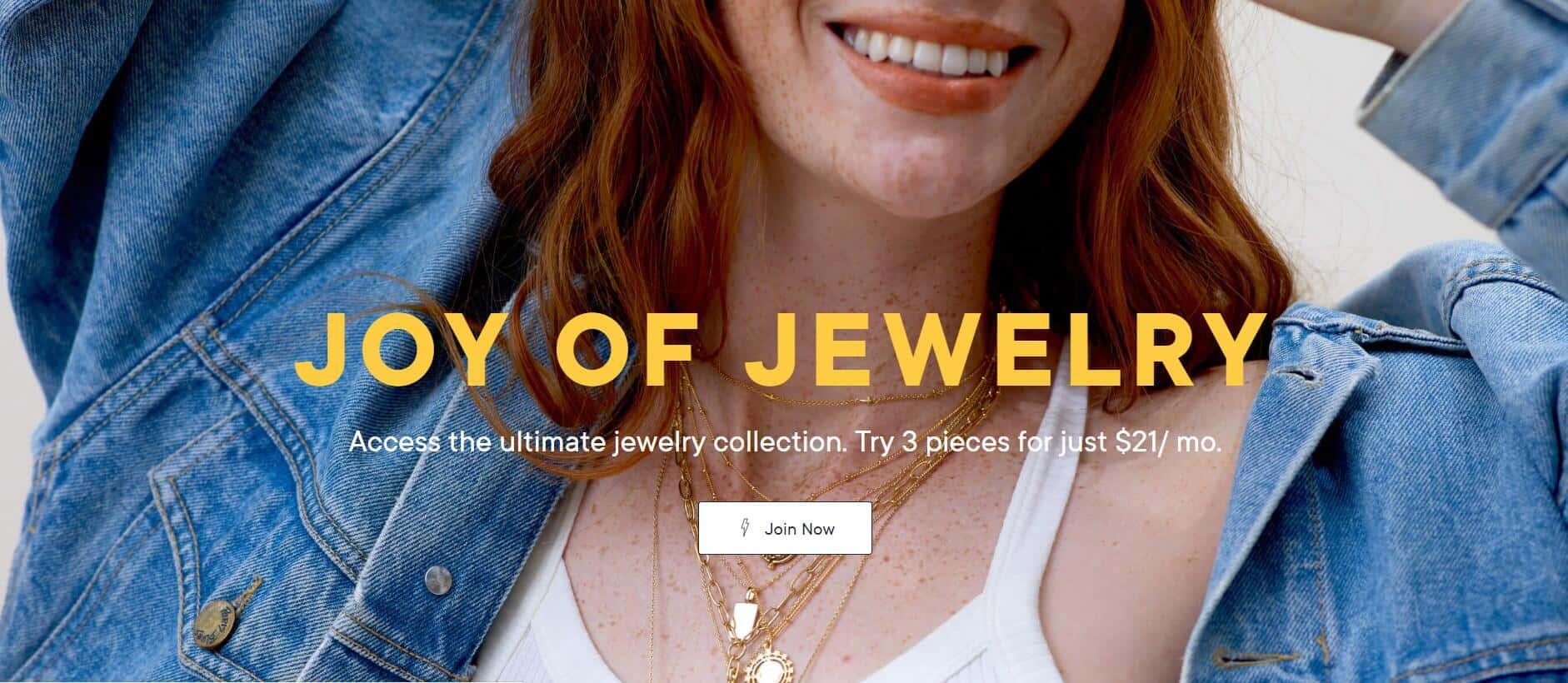 RocksBox Jewelry Rental