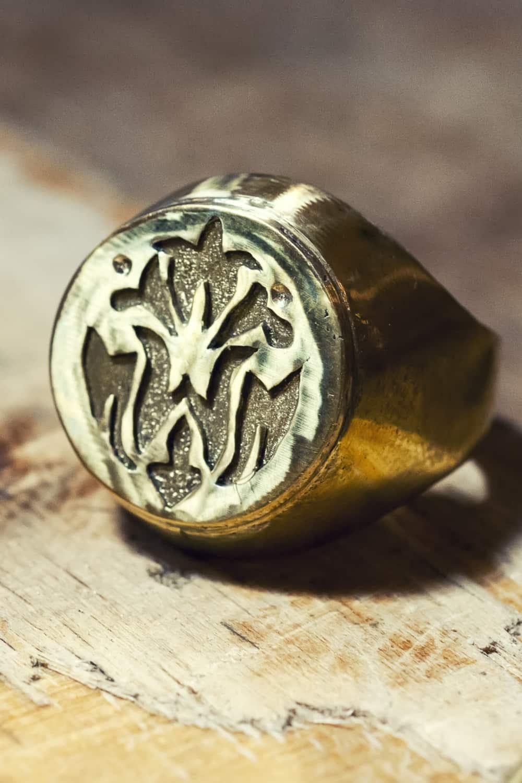 Signet (seal) rings