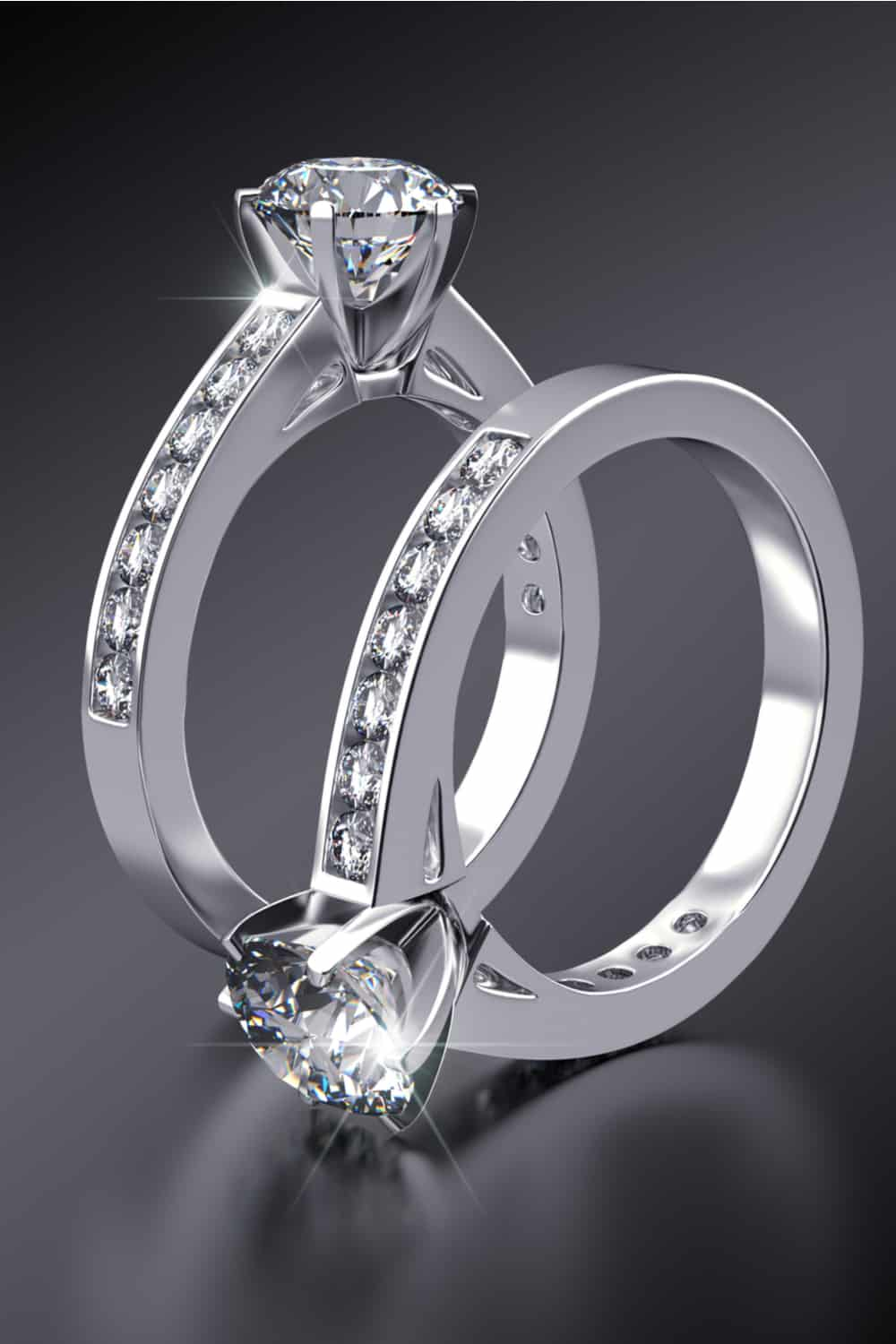 The Channel Setting Engagement Rings