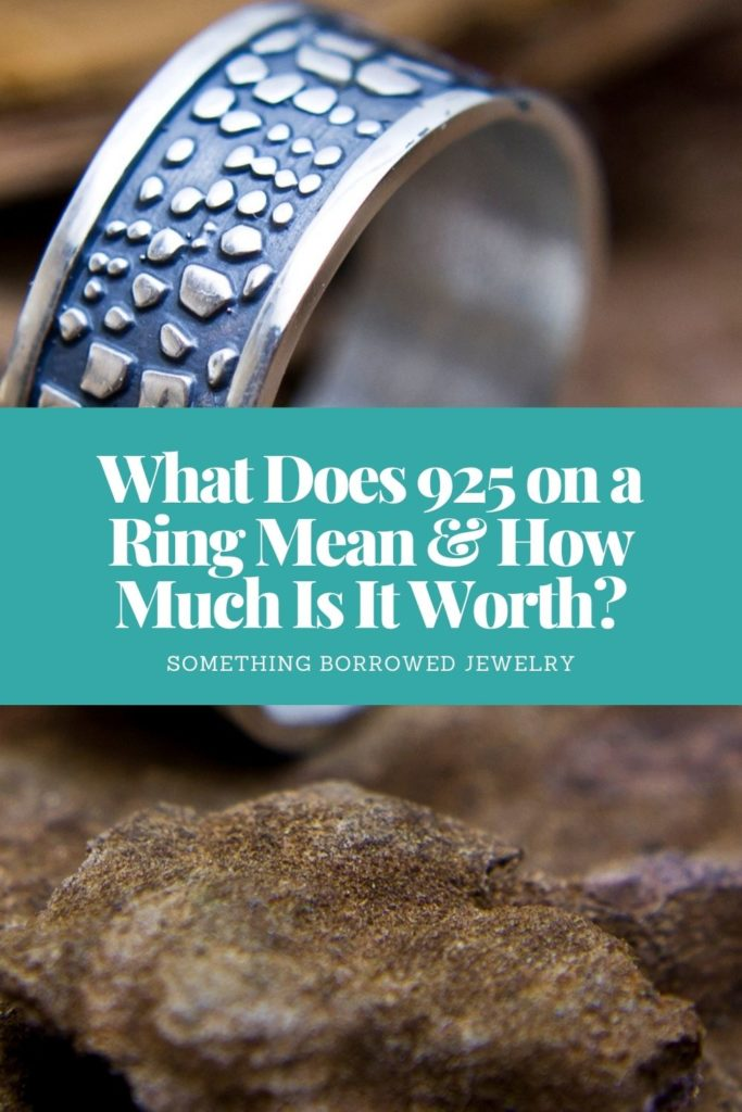 What Does 925 on a Ring Mean & How Much Is It Worth 1